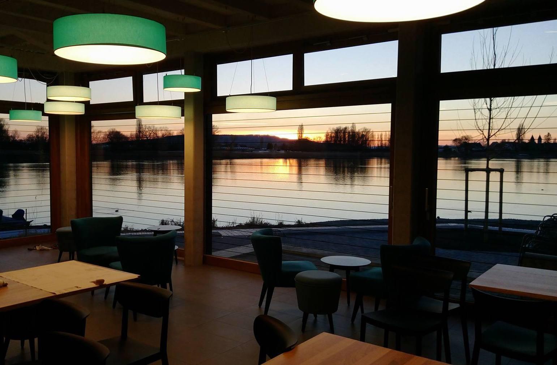 Pier5 Restaurant Bar Lounge Strandbad Bodensee